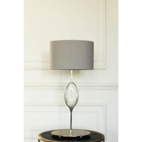 RV Astley - Valentina Brushed Nickel stolní lampa