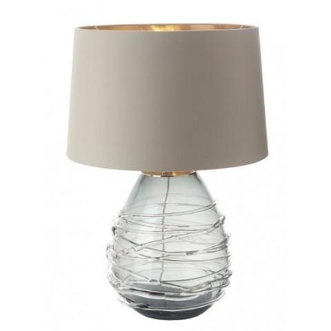 RV Astley - Veliky Smoke Glass stolní lampa