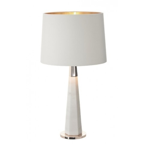 RV Astley - Vox White Marble stolní lampa