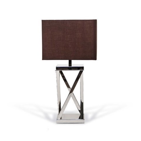 RV Astley - Xonomy Nickel stolní lampa