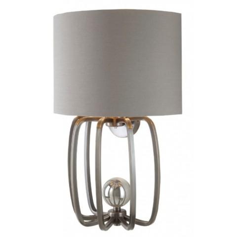 RV Astley - Antique Brass Cage nástěnná lampa