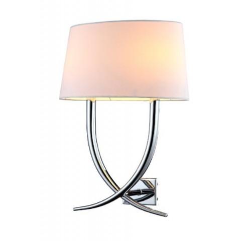 RV Astley - Arianna Nickel nástěnná lampa
