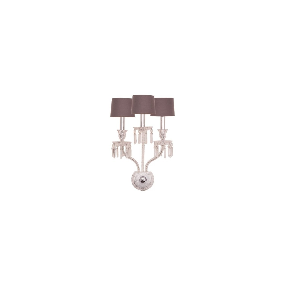 RV Astley - Elegance 3 Arm nástěnná lampa