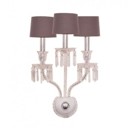 Elegance 3 Arm nástěnná lampa