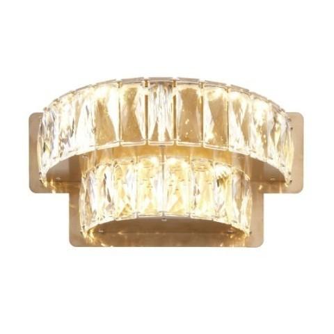 RV Astley - Giness Crystal 2 tier nástěnná lampa