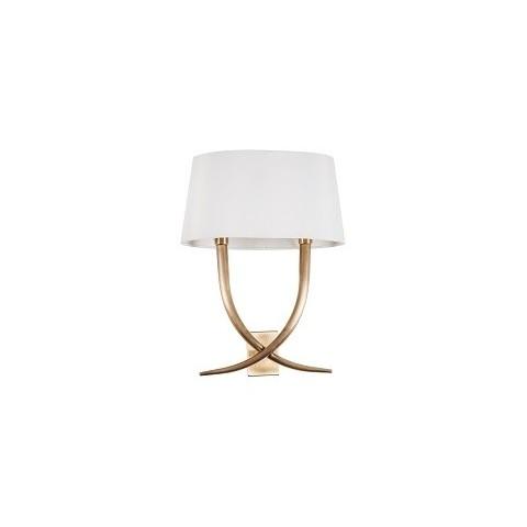 RV Astley - Iva Antique Brass nástěnná lampa