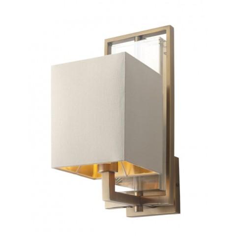 RV Astley - Laik Antique Brass finish nástěnná lampa