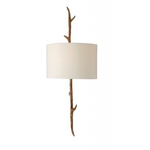 RV Astley - Nostelle  Solid Brass Right nástěnná lampa