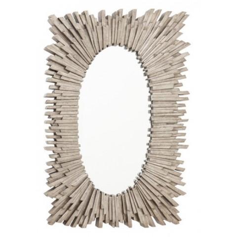 RV Astley - Aledo Antique Silver zrcadlo