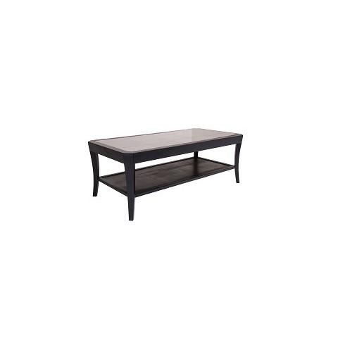 RV Astley - Hyde Black Glass konferenční stolek