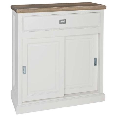 Richmond Interiors - Komoda Robin 2-sliding doors 1-drawer