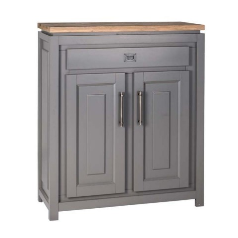 Richmond Interiors - Vitrína Ritz 2-doors 1-drawer