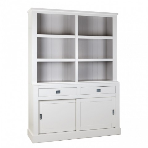 Richmond Interiors - Vitrína Boxx 2-doors 2-drawers