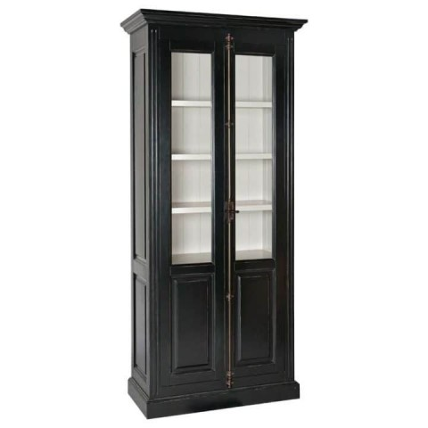 Richmond Interiors - Vitrína Manhattan 2-doors espagnolette