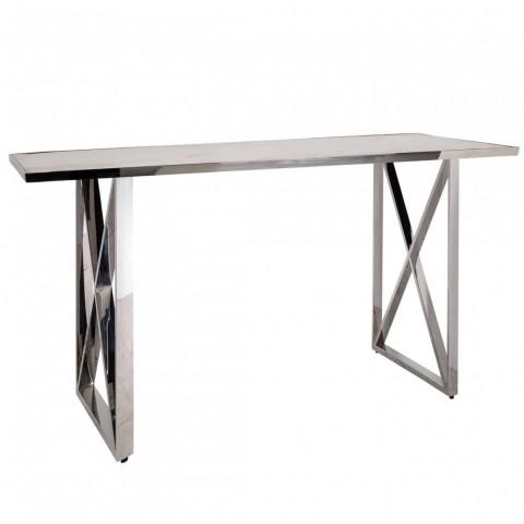 Richmond Interiors - Konzolový stolek Levanto cross leg