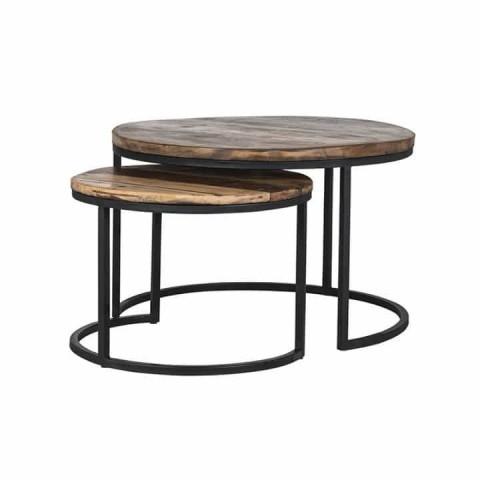 Richmond Interiors - Konferenční stolek Brooke set of 2