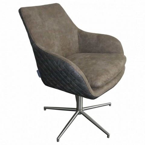 Richmond Interiors - Jídelní židle Lucy with black leg