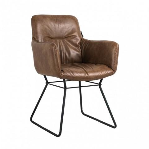 Richmond Interiors - Jídelní židle Elodie Brown