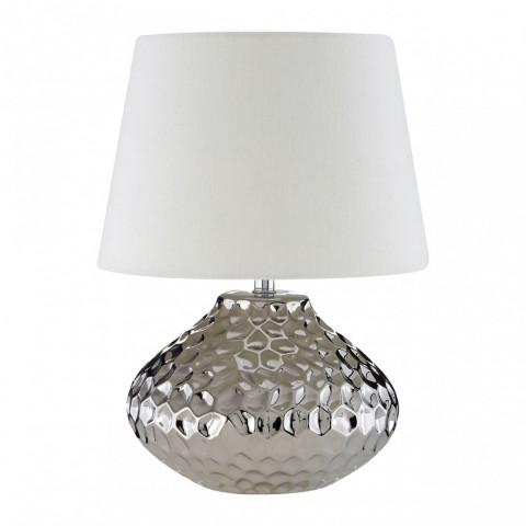 Kensington - Jen Silver stolní lampa