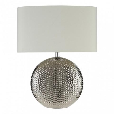 Kensington - Joshua Silver stolní lampa