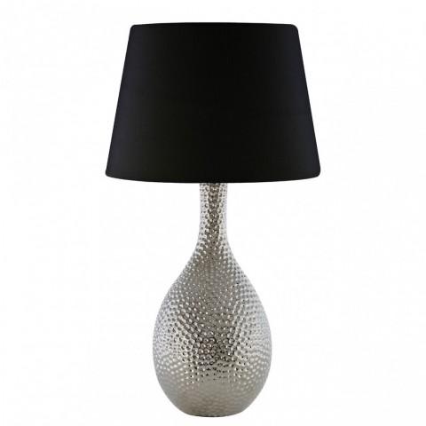 Kensington - Julius Silver stolní lampa
