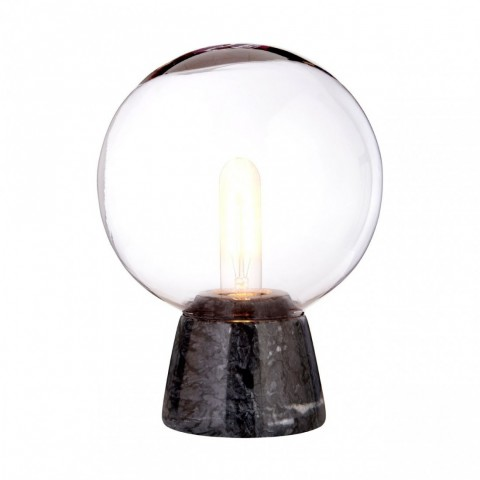 Kensington - Lamonte Globe stolní lampa