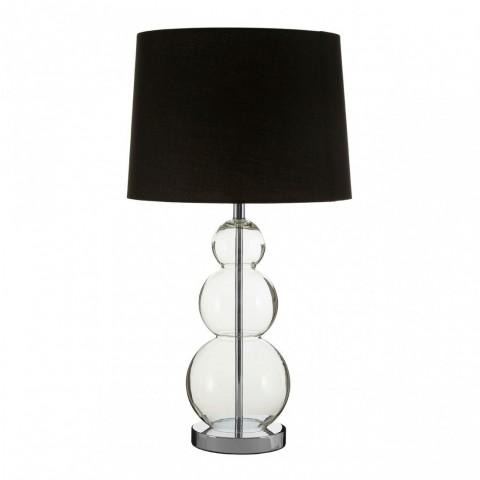 Kensington - Luke Black stolní lampa