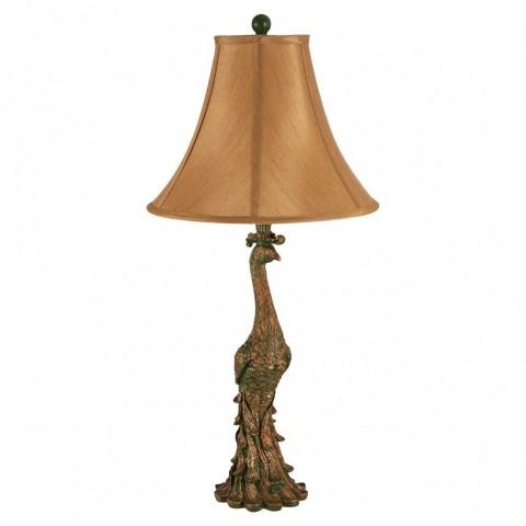 Kensington - Peacock stolní lampa