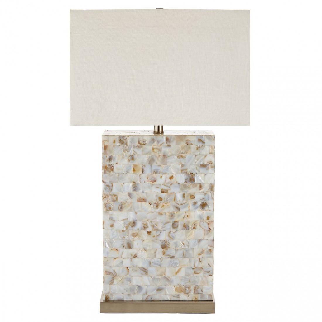 Kensington - Thermae Rect stolní lampa