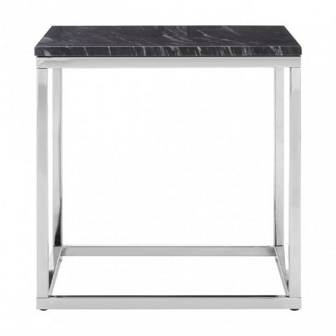 Kensington - Allure Boutique Silver odkládací stůl