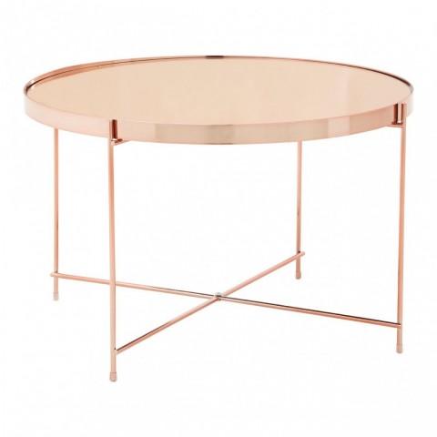 Kensington - Allure Oval Rose Side odkládací stůl