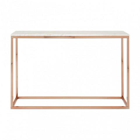 Allure Gold Konzolový stůl
