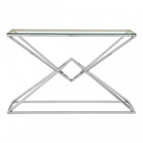 Allure Star Silver Konzolový stůl