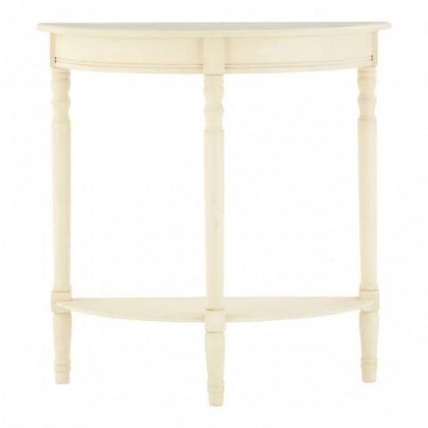 Heritage White Konzolový stůl