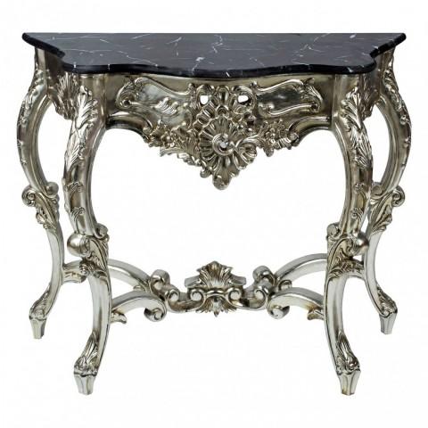 Marseille Silver Konzolový stůl