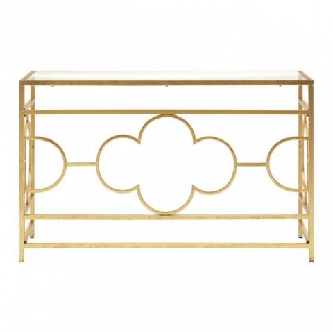 Merlin Gold Konzolový stůl