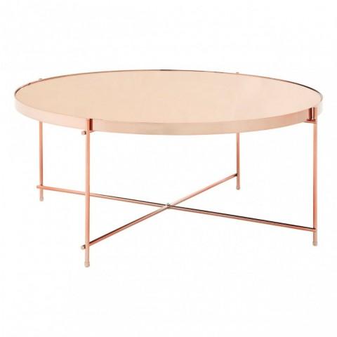 Kensington - Allure Pink Mirror Dohányzóasztal