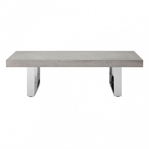 Kensington - Grey Elm Wood Dohányzóasztal