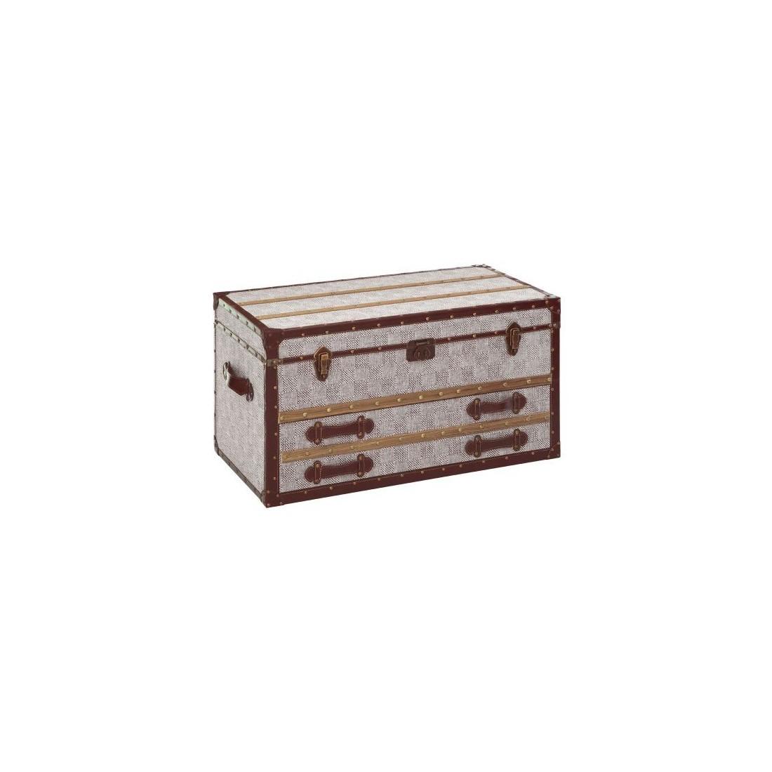Kensington - Winston Storage Dohányzóasztal