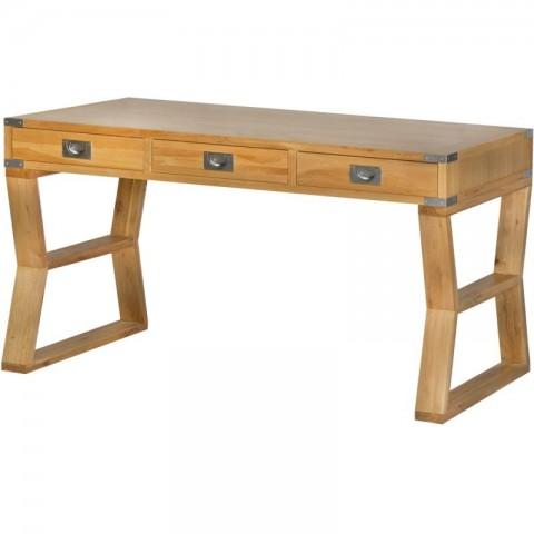 Artelore - Anish Oak psací stůl