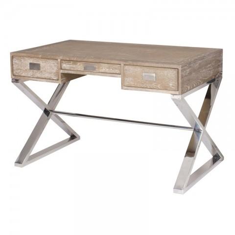 Artelore - Brushed Oak Cardigan psací stůl