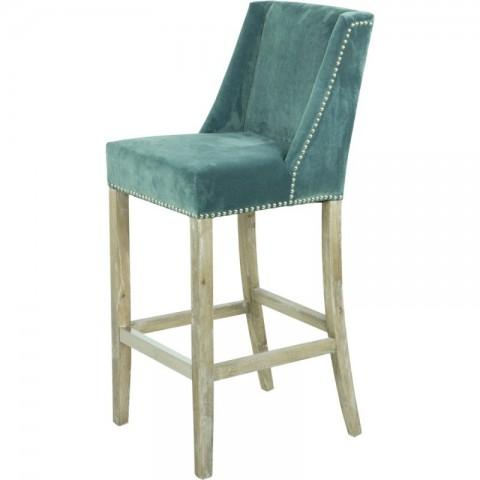 Artelore - Green Aquamarine Brens barová židle