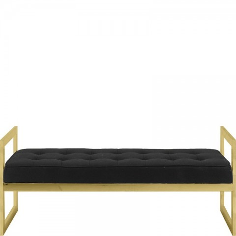 Artelore - Usher Black Golden lavice