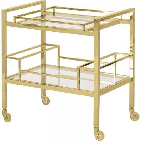 Artelore - Sam Golden barový vozík