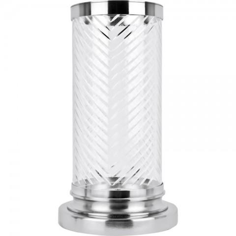 Artelore - Oyster Nickel svícen