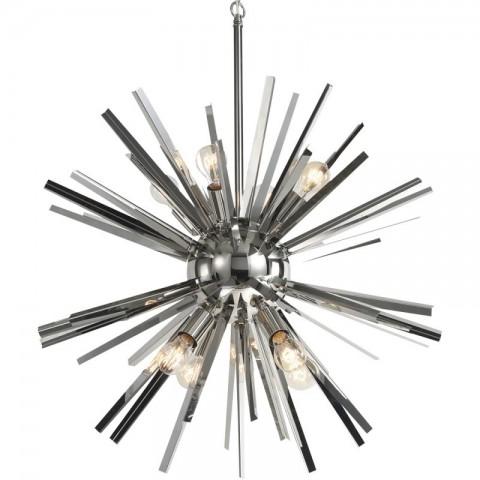 Artelore - Funchal Nickel L csillár