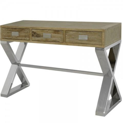 Artelore - Brushed Oak Cardigan konzolový stůl