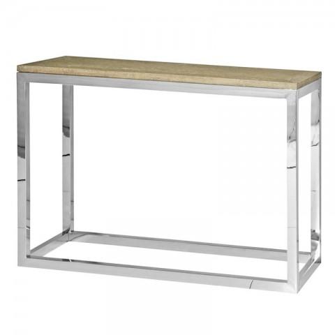 Artelore - Brushed Oak Dover konzolový stůl
