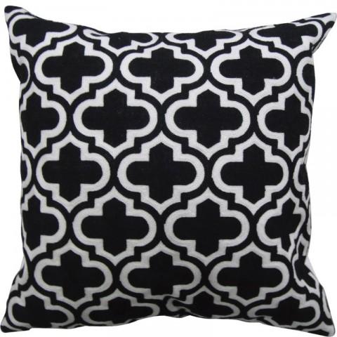 Artelore - Atlanta Black dekorační polštář