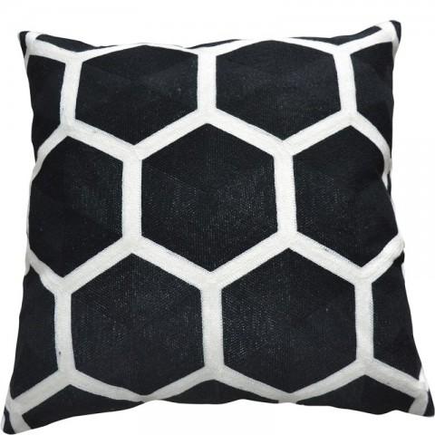 Artelore - Baltimore Black dekorační polštář